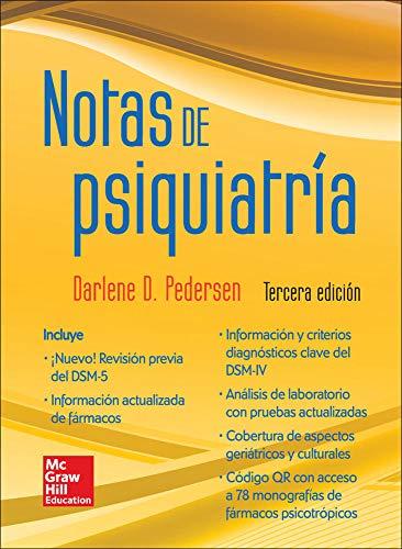 NOTAS DE PSIQUIATRIA