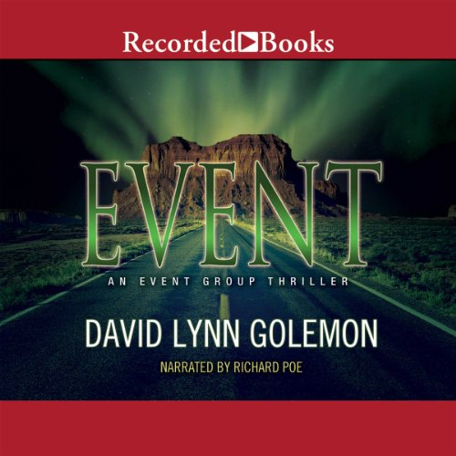 Event audiobook cover art