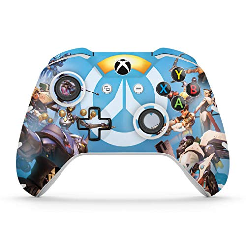 Skin Adesivo para Xbox One Slim X Controle - Overwatch