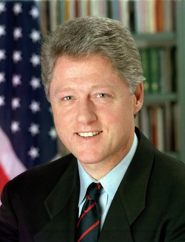 Bill Clinton 42nd President of the United States Photo Great Americans Photos 8x10