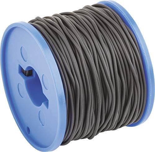 KnorrPrandell 2289280 Kautschukband, 1.9 mm Durchmesser - 15 m, schwarz