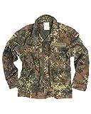 Camicia mimetica Flecktarn dell'esercito tedesco, grado 1 Camo Small