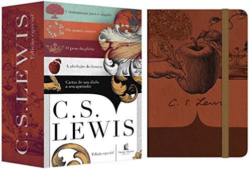 Box C. S. Lewis (5 livros + caderno)