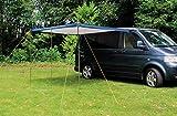 Eurotrail Fjord Auvent pour camping-car Pour VW T4 T5 - 260 x 240cm