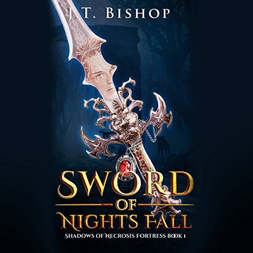 Sword of Nights Fall audiobook cover art
