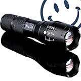 Led Flashlight Cree Xm L Tactical T6 Zoomable Torch Lamp G700 X800 Shadowhawk LM