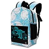 Best 3d Backpacks - Kids Dinosaur Backpack with 3D Night Light, Toddler Review