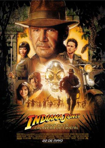 Indiana Jones Y El Reino De La Calavera De Cristal [Blu-ray]