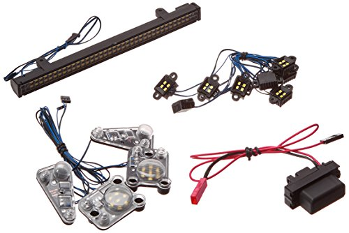 TRAXXAS LED light set complete for TRX-4 Land Rover (TRX8030)