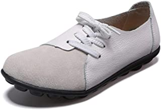 Casual Strap Flats Shoes Breathable Driving Shoes Soft-soled nonslip flats for women