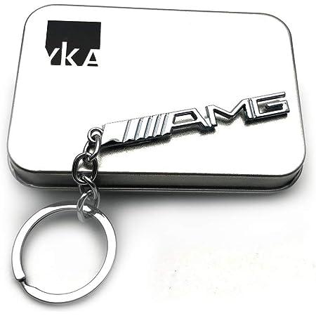 Mercedes Benz Schlüsselanhänger Typo Cla Edelstahl Schwarz Silber Koffer Rucksäcke Taschen