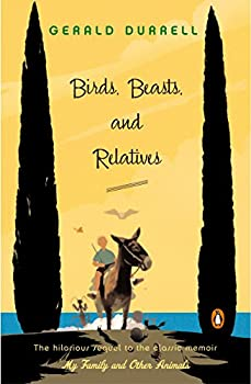 Paperback Birds, Beasts, and Relatives Book
