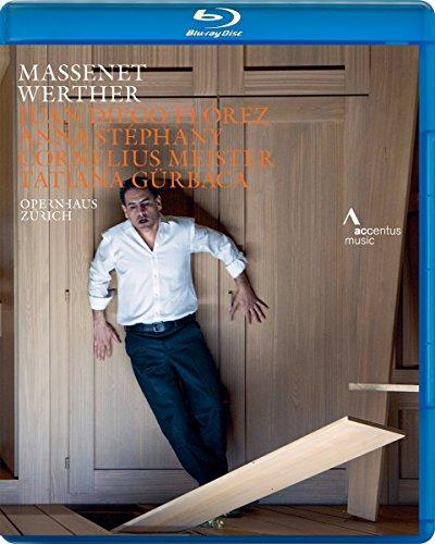 Massenet: Werther (Opernhaus Zürich, 2017) [Blu-ray]