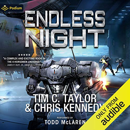 Endless Night: The Guild Wars, Book 3