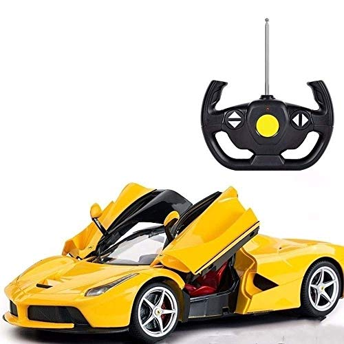 Sale!! Woote New Kids RC Vehicle Can Open The Door Controlled Electric Toy Child Gift Car Remote Con...