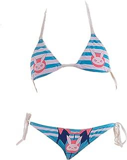 dva swimsuit cosplay