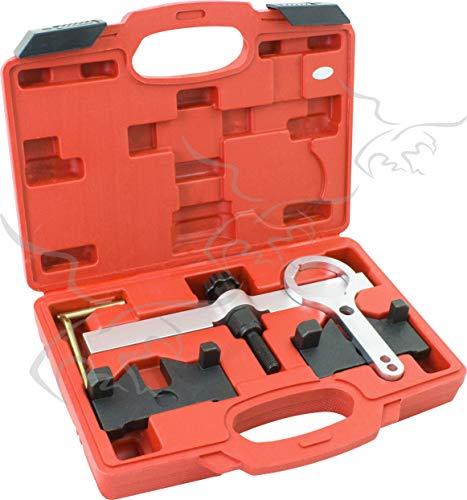 Kit calado de distribuciones para BMW motores N63 y N74 VANOS. Puesta a punto motor distribución con TDC