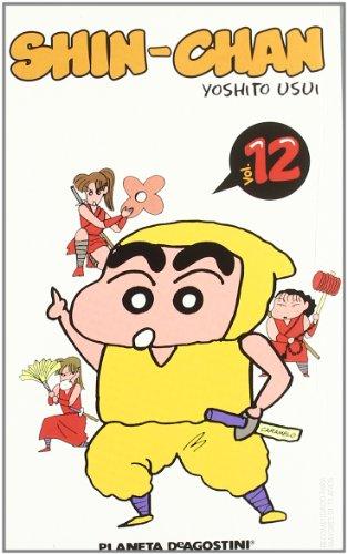 Shin-Chan nº 12 (Manga No)