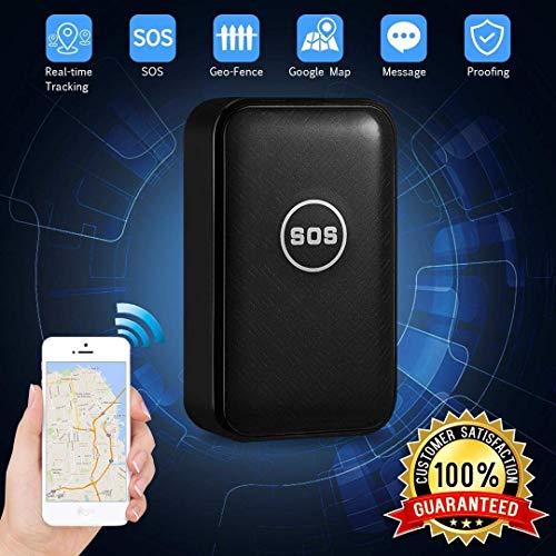Eilimy Mini Portable Magnet GPS Tracker
