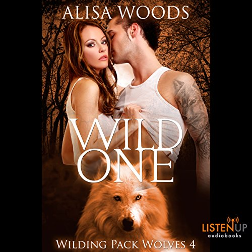 Wild One audiobook cover art