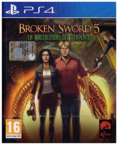 Broken Sword 5: La Maledizione Del Serpente [Importación Italiana]