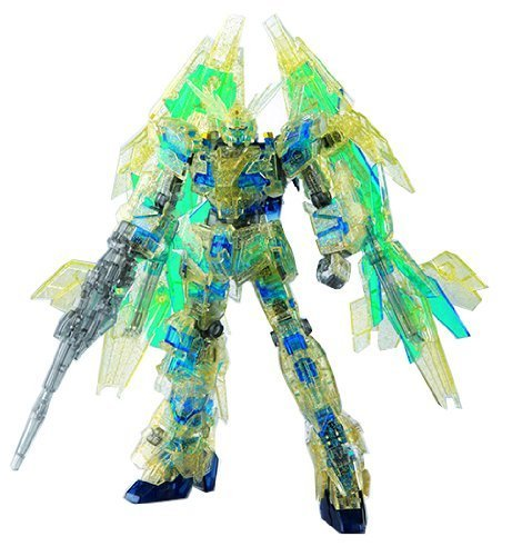 Gundam Front Tokyo Limited Rx-0 Unicorn Gundam 03 Phenex [Destroy Mode] Ver.gft Color Clear Ver. [Japan Import]