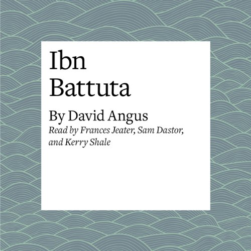 Ibn Battuta audiobook cover art