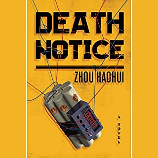 Death Notice audiobook cover art