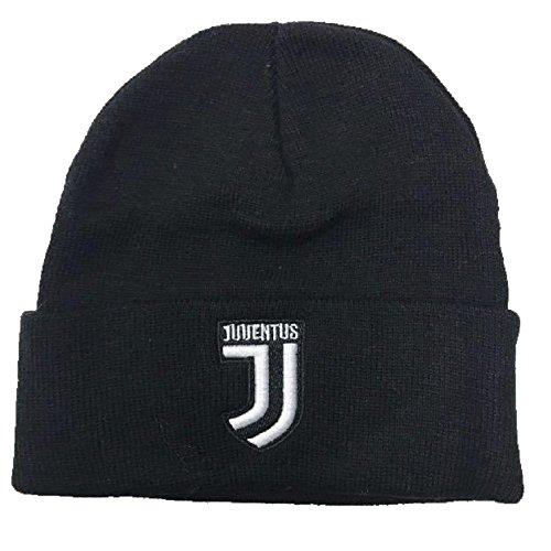 PEGASO Berretto Invernale Bimbo Juve Ufficiale Juventus Logo JJ PS 11431