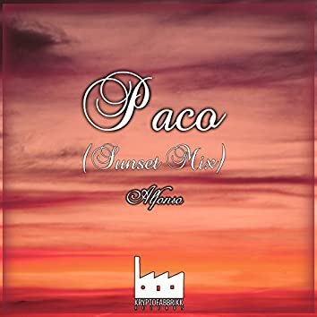 Paco (Sunset Mix)
