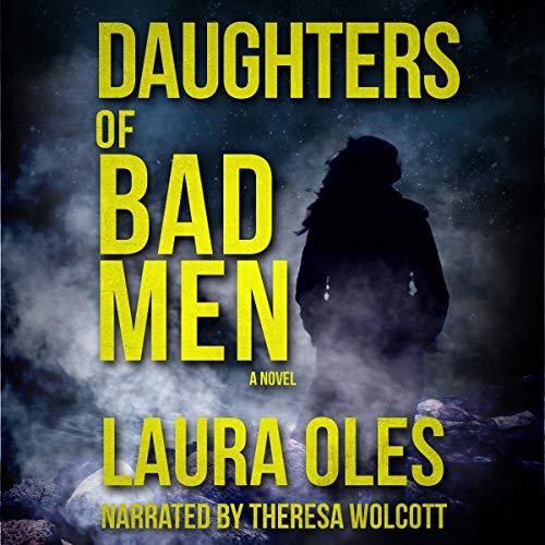Daughters of Bad Men audiobook cover art