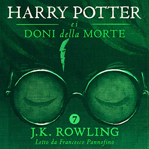 Harry Potter e i Doni della Morte (Harry Potter 7) cover art