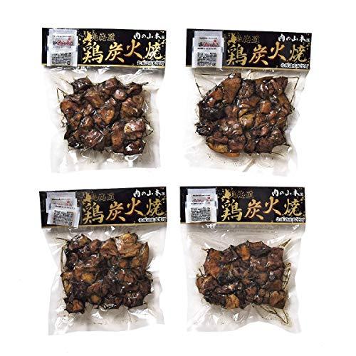 肉の山本 北海道産 鶏炭火焼