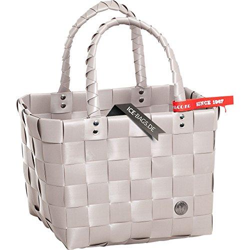 5008-520U ICE-BAG Mini-Shopper Witzgall Original Einkaufskorb uni taupe NEU