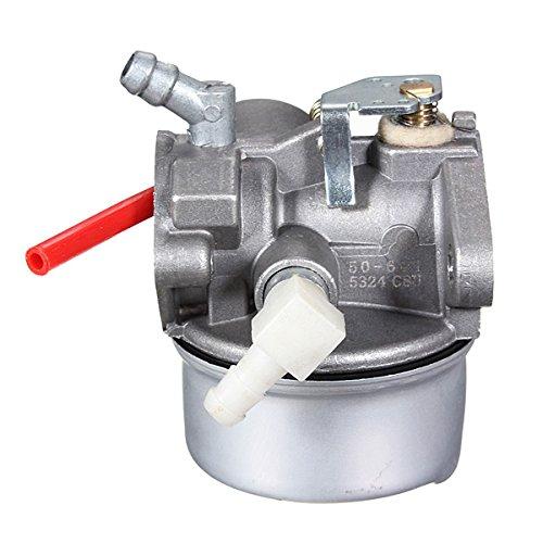 CALALEIE Cortacésped carburador for Toro Recycler 640025C 640025A 640004 Herramienta de piezas de automóviles