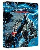 Batman v Superman : L'aube de la Justice [4K Ultra HD + Blu-Ray-Édition boîtier SteelBook]