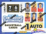 2020/21 Panini Contenders Draft Picks Basketball EXCLUSIVE Factory Sealed Retail Box with AUTOGRAPH! Look for Rookies & Autos of LaMelo Ball, Anthony Edwards, James Wiseman & Many More! WOWZZER!