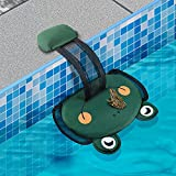 QRose Animal Saving Escape Ramp for Pool, Save Critters in Swimming Pool Device Handy, Floating Ramp Rescues Saving Frogs, Toads Animal Mice, Birds (Style-Frog)