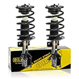 OREDY Front Left and Right Complete Struts Shocks Assembly Kit 172638 Compatible with Fusion 2013 2014 2015 2016 2017 2018