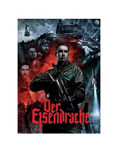 "Call of Duty Black Ops 3 Zombie Der Eisendrache Art Print Size 13x20 24x36 27x40 32x48 (13""x20""(33x50cm))"
