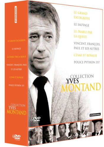 Collection Yves Montand-Coffret 6 Films