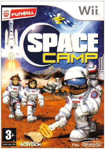 Space Camp (Wii) [import anglais]
