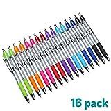 techno tip pens - Mr. Pen- Pens, Bible Pens, 16 Pack, Colored Pens, Pens for Journaling, Bible Pens No Bleed Through, Pens Fine Point, Colorful Pens, Bullet Journal Pens, Fine Tip, Ink Pens, Planner Pens, Color Pens