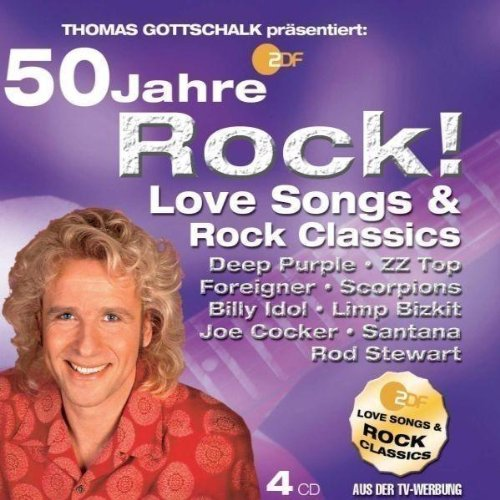 Thomas Gottschalk Präs.: 50 Jahre Rock-Love Song