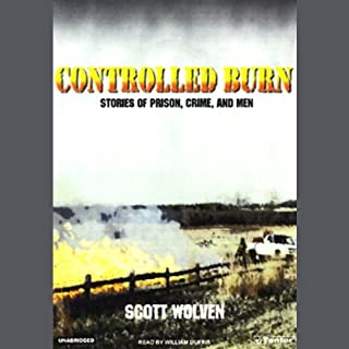 Controlled Burn audiobook cover art
