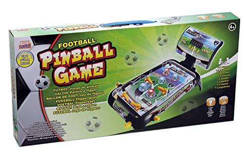 Kidz Corner Flipper Pinball Game, Multicolor