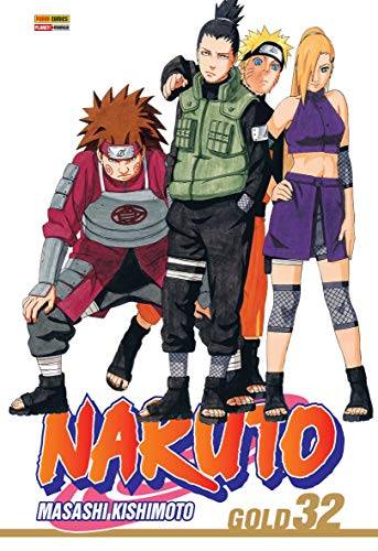 Naruto Gold Volume 32