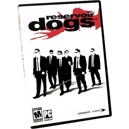 Reservoir Dogs ( Game + DVD Movie Bundle ) - Windows (輸入版)