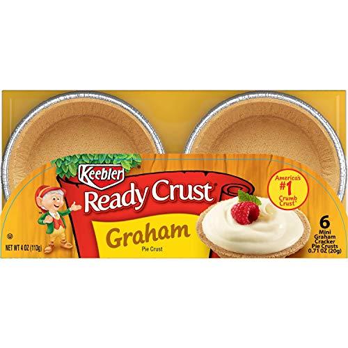 Keebler Ready Pie Crust, Graham Cracker