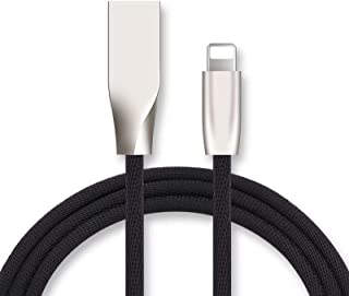 Shot Case USB Cable for Apple iPhone 8 Black